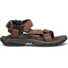 Teva M's Terra FI Lite Leather Shoes Brown